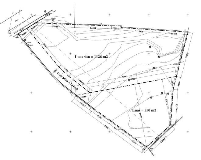 Private land survey