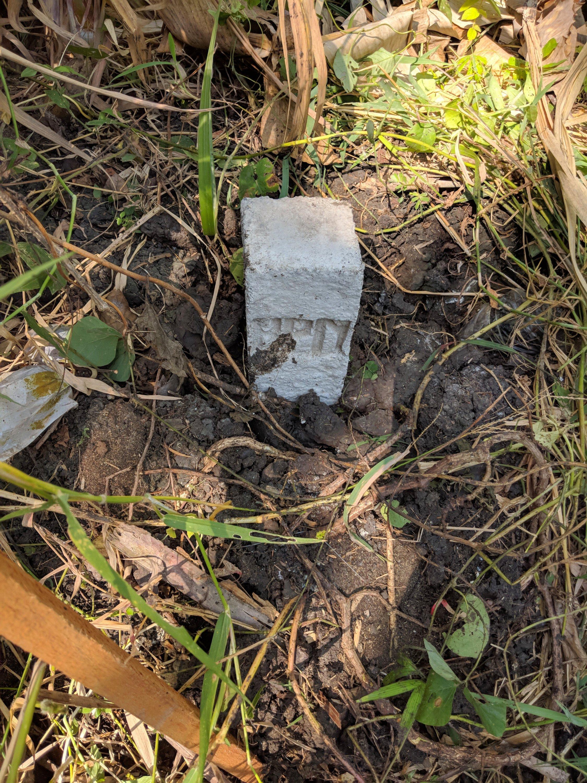 Thanks, Property boundary pins in the ground (finally!), Ohana Retreat Bali, Ohana Retreat Bali