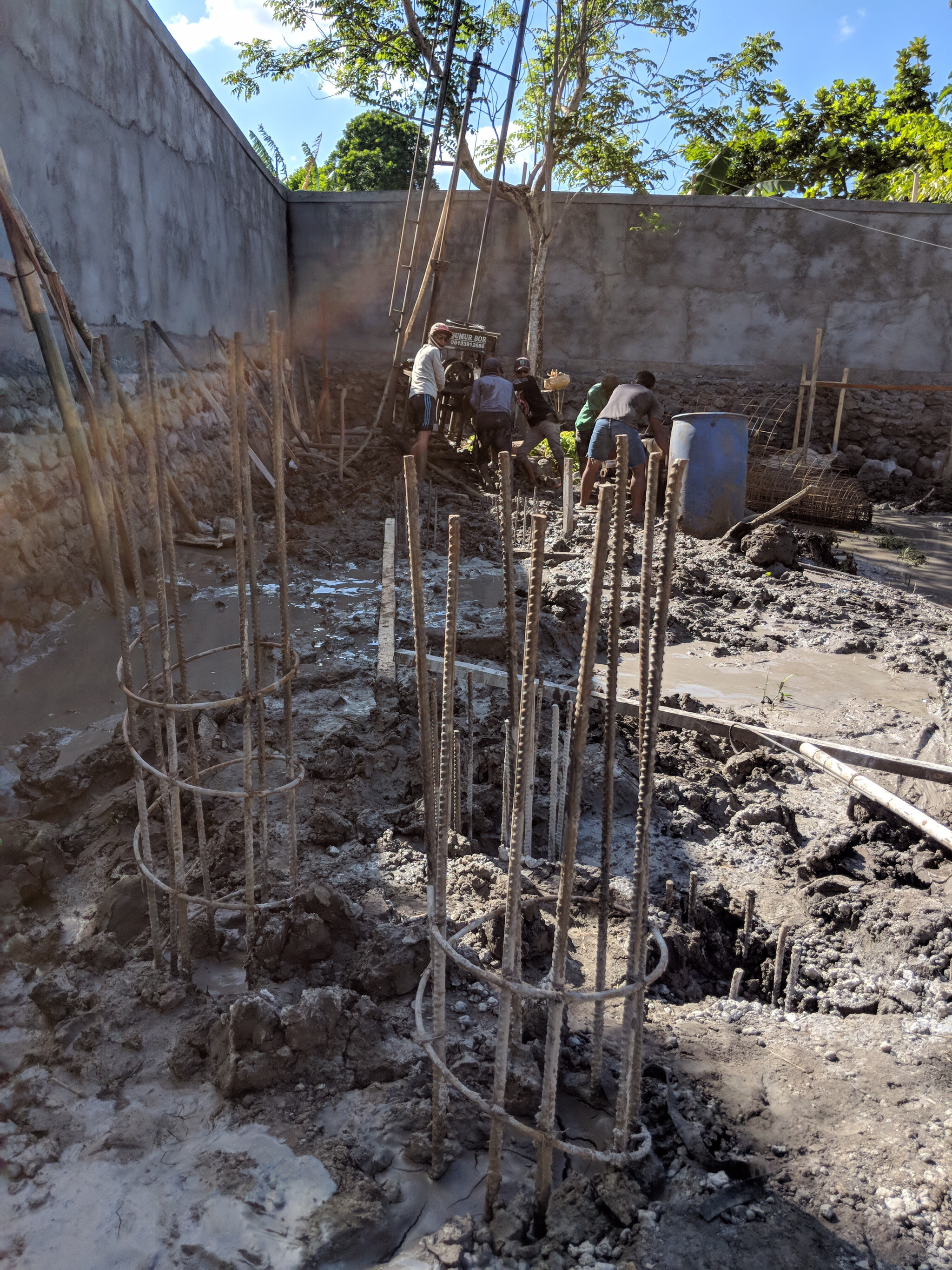Digging deep for structural support 2