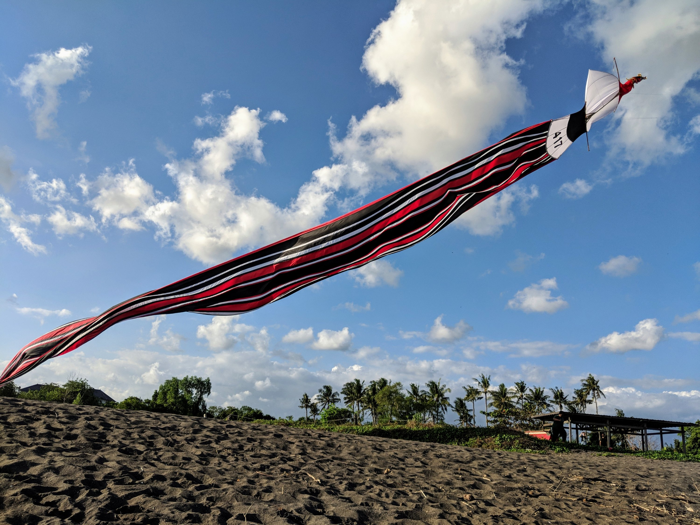 The Balinese & their Kites, Ohana Retreat Bali